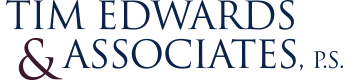 Tim Edwards & Associates, P.S. Header Logo